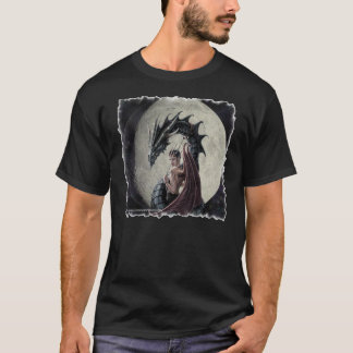 Dragon Mistress - Basic Dark T-Shirt