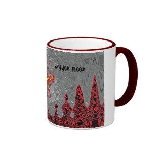 dragon moon scales mug