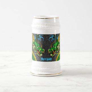 Dragon Mug, Your Name Beer Stein