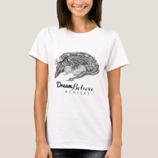 Dragon Mummy | Dream Believe Achieve T-Shirt