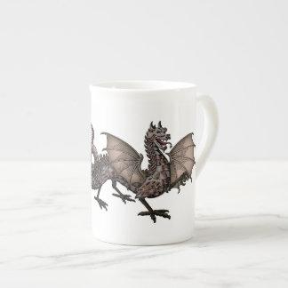 Dragon, Mythological Beast Tea Cup