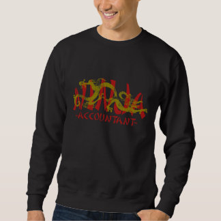 Dragon Ninja - Accountant Sweatshirt