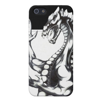Dragon of the Dark iPhone 5 Covers
