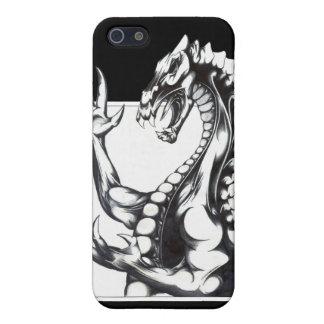 Dragon of the Dark iPhone 5/5S Case