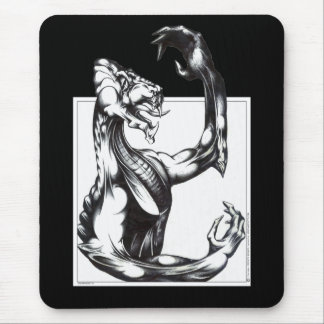 Dragon of the Light Mousepads