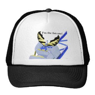 dragon on roller coaster cap