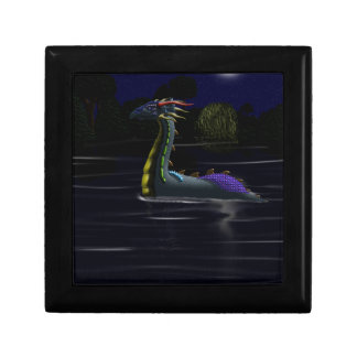 Dragon on the Lake Gift Box