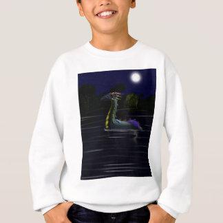 Dragon on the Lake Sweatshirt