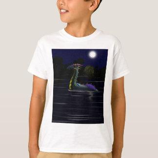 Dragon on the Lake Tee Shirt