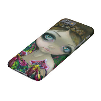 """""""Dragon Orchid"""" iPhone 6 Case Barely There iPhone 6 Case"""