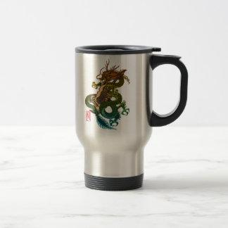 Dragon original 04 stainless steel travel mug