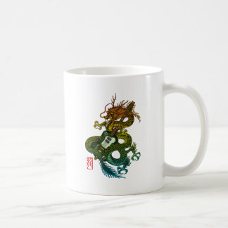 Dragon original 07 basic white mug