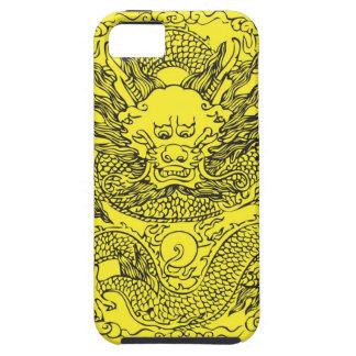 Dragon pattern 11 tough iPhone 5 case