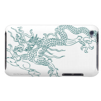 Dragon pattern 16 iPod Case-Mate cases