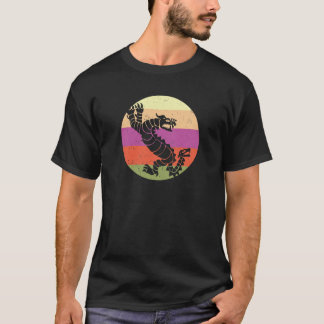 Dragon - Peruvian Retro T-Shirt