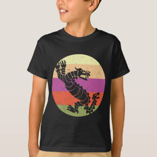 Dragon - Peruvian Retro T-Shirt