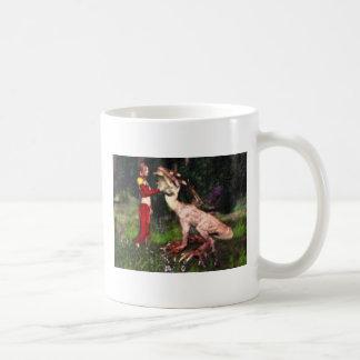Dragon pet mug