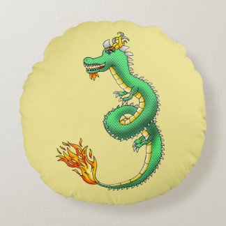 dragon pillow