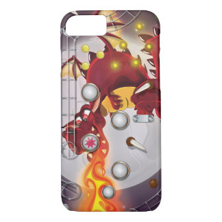 Dragon Pinball machine iPhone 7 Case