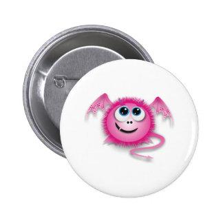Dragon pinky pinback buttons