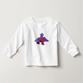 Dragon playing basketball toddler T-Shirt