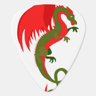 Dragon Plectrum