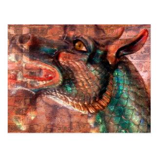 Dragon Postcards