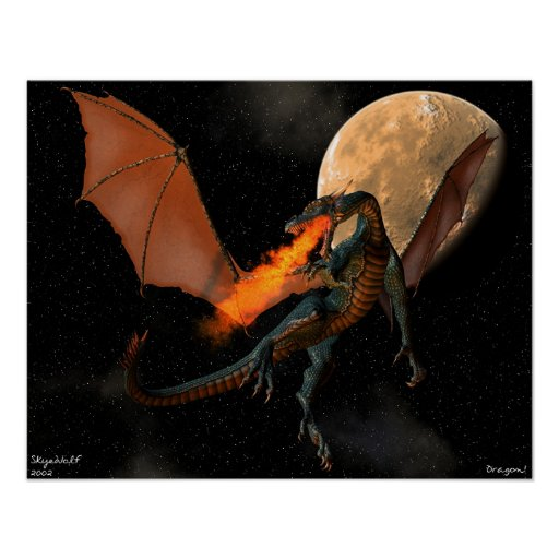 Dragon! Poster