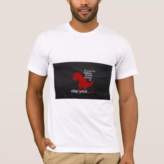 Dragon quote tee shirt