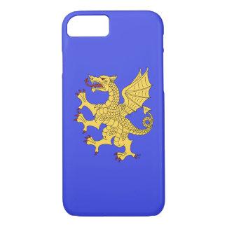 Dragon Rampant Or iPhone 8/7 Case