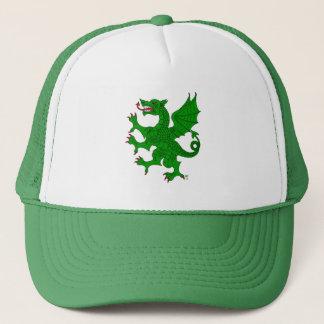 Dragon Rampant Vert Trucker Hat