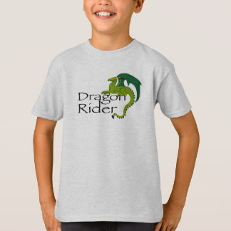 Dragon Rider Kids Shirt