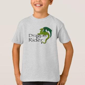 Dragon Rider Kids Shirt