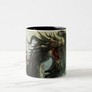 Dragon Rider, Mug