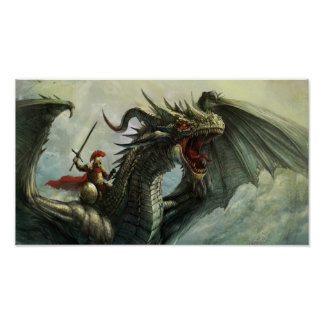 Dragon Rider, Poster