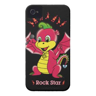Dragon Rockstar™ BlackBerry Bold Case-Mate Barely