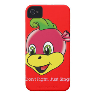 Dragon Rockstar™ BlackBerry Bold Case-Mate Barely iPhone 4 Cases