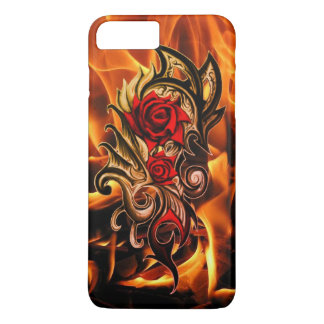 dragon rose of love iPhone 8 plus/7 plus case