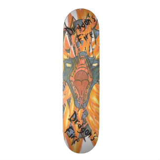 Dragon's Fire Skate Boards