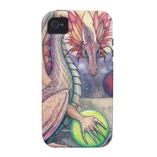 Dragon s Perch Fantasy Art by Molly Harrison Case-Mate iPhone 4 Covers