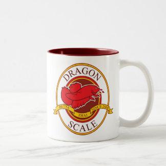 Dragon Scale Betta Mug