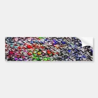 Dragon Scale Bumper Stickers