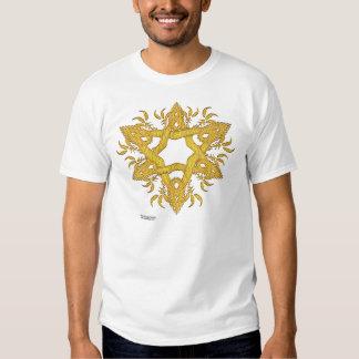 Dragon Scale Knot Men's Shirt