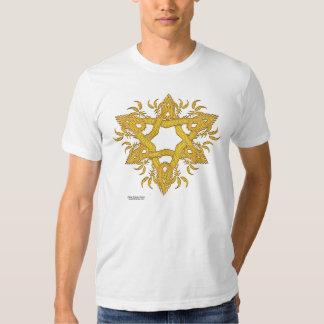 Dragon Scale Knot Men's T-Shirt