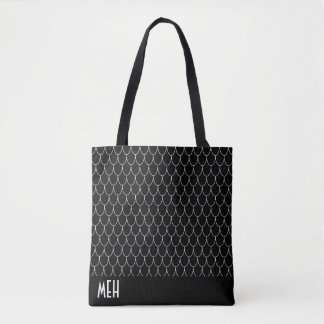 Dragon Scale Minor Monogram Tote Bag