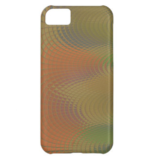 Dragon Scales Abstract Pattern Cover For iPhone 5C