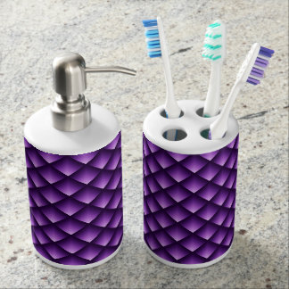 Dragon Scales Bathroom Set
