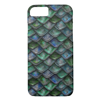 Dragon Scales - Emerald, Green iPhone 8/7 Case