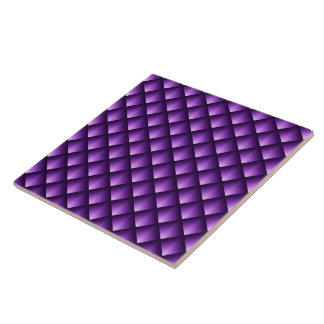 Dragon Scales Large Square Tile