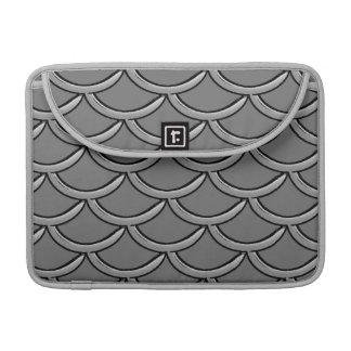"Dragon Scales MacBook Pro 13"" Flap Sleeve Sleeves For MacBooks"